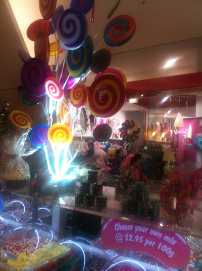 candy licious westfield parramatta, candy licious parramatta, sweets shops in sydney, chocolate shops in sydney