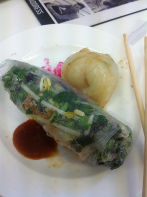 misschu, vietnamese restaurants, asian restaurants, rice paper rolls