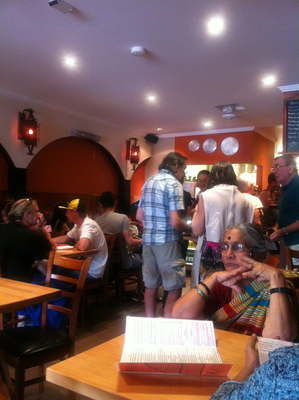 papadinos, papadinos pizzeria katoomba, near sydney, blue mountains, best pizza in sydney